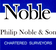 Philip Noble and Son logo