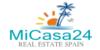 MiCasa24 Real Estate logo