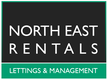 North East Rentals Logo