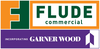 Flude Commercial Incorporating Garner Wood logo