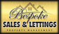 Bespoke Sales and Lettings logo