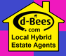 d-Bees.com Logo