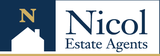 Nicol Estate Agents Logo