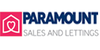Marketed by Paramount Sales & Lettings Ltd