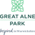 Inspired villages - Great Alne Park logo