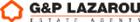 G&P Lazarou Estate Agents logo