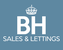 BH Sales and Lettings logo