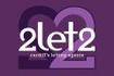 2let2 logo