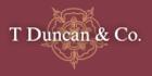 T Duncan & Co, DD10