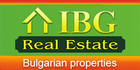 IBG Real Estate logo