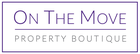 On the Move Property Boutique logo