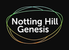 Notting Hill Genesis - Oval Quarter logo