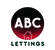 ABC Lettings logo