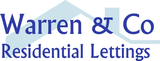 Warren & Co Lettings Logo
