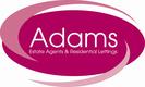 Adams Estate Agents Logo