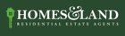 Homes & Land logo