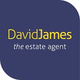 David James Estate Agents Logo
