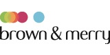 Brown & Merry - Wendover Country House and Farm Sales Logo