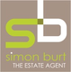 Simon Burt The Estate Agent Logo