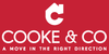 Cooke & Co logo