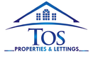 TOS Properties & Lettings Logo