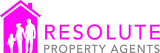 Resolute Property Agents Logo