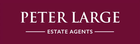 Peter Large Estate Agents, LL18