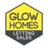 Glow Homes Letting & Sales logo