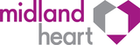 Midland Heart - Mill Fields logo