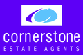 Cornerstone Estate Agents Holmfirth Logo