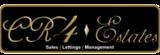 CR4 Estates Logo