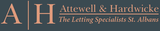 Attewell and Hardwicke Logo