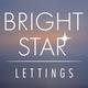 Bright Star Lettings Logo
