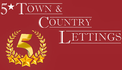 5 Star Town & Country Lettings, TN12