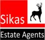 Sikas Estate Agents Logo