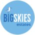 Big Skies Estates logo