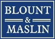 Blount and Maslin Logo