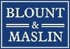 Blount and Maslin logo