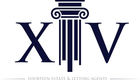 XIV Estate Agency Logo