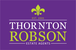 Marketed by Thornton Robson