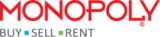 Monopoly Buy Sell Rent - Chester Logo