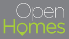 Open Homes Logo