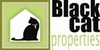 Black Cat Properties logo