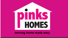 Pinks Homes Sheffield Logo