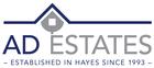 AD Estates logo