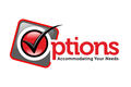 Options Estate Agents Logo
