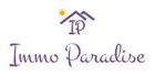 Immo Paradise logo