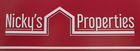 Nicky's Properties logo
