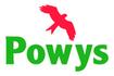 Powys County Council logo