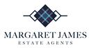 Margaret James logo